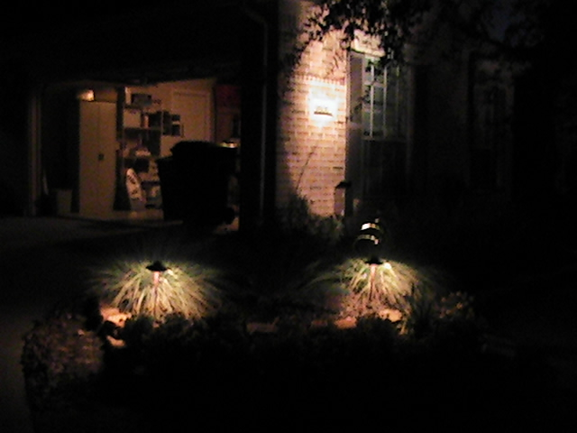 low voltage lighting houston